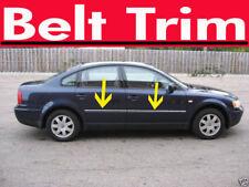 VW PASSAT Volkswagen CHROME SIDE BELT TRIM DOOR MOLDING 1998-2004 2005-2010