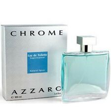 AZZARO CHROME  100ml EDT  Spray  For Men BY AZZARO