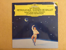 Stravinsky - Pétrouchka - Israel - Bernstein - DGG Digital Stereo (0940)