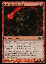 Goblin-Häuptling FOIL / Goblin Chieftain   NM   M11   GER   Magic MTG