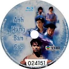 Anh Hùng Bản Sắc 1998 - War of the Dragon - Phim Bo Hong Kong TVB Blu-ray - USLT