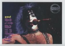 1998 Cornerstone KISS Series 2 Box Topper Alive Puzzle #U1 Paul Stanley Card 2a8