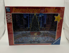 Ravensburger NYC Christmas Puzzle Limited Edition 1000 Piece #195633 ~ Brand New