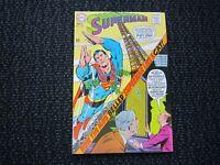 Superman #208 - 1968, VF+, Adams art