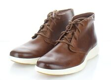 Z61 NEW $180 Men's Sz 9 M Cole Haan Grand Tour Leather Chukka Boot