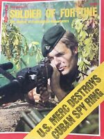 SOLDIER OF FORTUNE Journal of Professional Adventurers - Vintage SEPTEMBER 1977