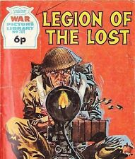A Fleetway War Picture Library Pocket Comic Book Magazine #779 Legion Of The Los