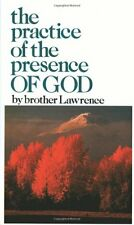 The Practice of the Presence of God by Brother Lawrence, (Mass Market Paperback)