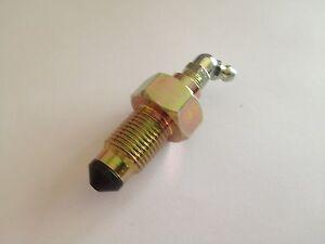 Track Adjuster Grease Valve Cat Hitachi John Deere JD 4255055R 4255055 New