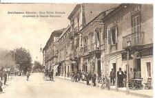 CASTELLAMMARE ADRIATICO - Corso V. Emanuele prospiciente la Stazione Ferroviaria
