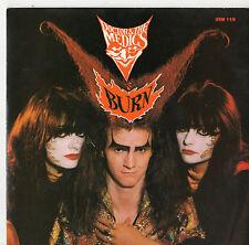 "Doctor & The Medics - Burn 7"" Single 1986"