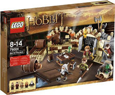 Lego The Hobbit Barrel Escape 79004 Lord of the Rings
