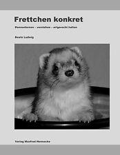 Buch Frettchen konkret