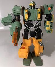 Transformers Universe Decepticon Heavy Load Voyager Class 2 CHUG Generations