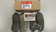 NEW GENUINE HONDA ODYSSEY FRONT BRAKE PADS 45022-TK8-A01 11-14