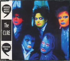 The Cure - Interview Disc (RARE ORIGINAL 1992) CD **BRAND NEW/STILL SEALED**