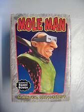 Buste Randy Bowen mole man 1999 comics marvel mini-bust (1/8) 6'' /~ 15cm