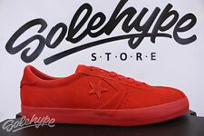 CONVERSE CHUCK TAYLOR BREAKPOINT OX CT SUEDE CASINO RED 155781C SZ 12