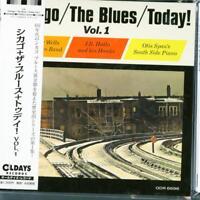 V.A.-CHICAGO / THE BLUES / TODAY! VOL.1-JAPAN MINI LP CD BONUS TRACK C94