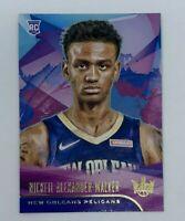 2019-20 Panini Court Kings Nickeil Alexander-Walker Rookie Card RC #90! Pelicans
