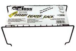 Bob Ross Brush Beater Rack