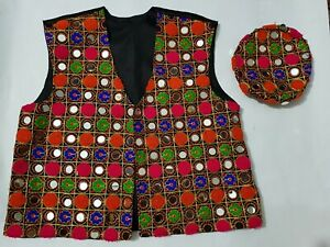 Afghan mirror jackets for kids for 4 to 5 years boys