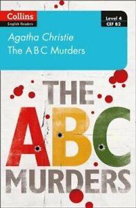 The ABC murders Level 4 - Upper- Intermediate (B2) 9780008392970 | Brand New