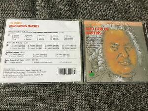 Bach - Anna Magdalena Bach Notebook / Little Preludes [CD Album]  TOMATO Martins
