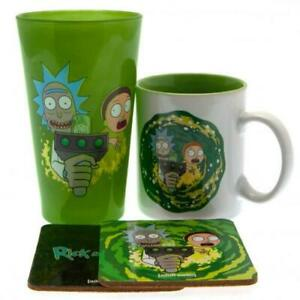 Rick And Morty Gift Set Schwifty Official Merchandise