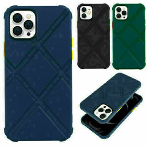 For Apple iPhone 12/12 Pro/12 Pro Max Shockproof Protective Hybird Case