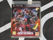 PS3 Import Mobile Suit Gundam Side Stories Asian Japanese Voice Chinese Subtitle