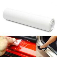 "6x60""DIY Clear Car Door Sill/Edge Paint Protection Vinyl Film Sheet Anti-Scratch"