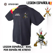 CAMISETAS TECNICAS: LEGION ESPAÑOLA - BOEL / POR ESPAÑA ME ATREVO M1