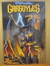 Vintage Gargoyles Tv series Poster 11950