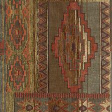 Southwest Upholstery Fabric Desert Lodge Sedona Desert Rustic Chenille