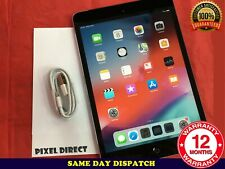 Apple iPad mini 2 64GB, Wi-Fi+4G (Unlocked), 7.9in - Space Grey iOS 12 - Ref 150