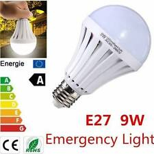 Emergency Light LED Rechargeable Energy Saving Bulb Smart Globe High Effiency 9W