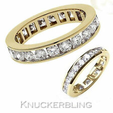Yellow Gold 18Carat VS1 Fine Diamond Rings