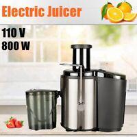 Electric Commercial Fruit Juice Extractor Machine Vegetable Blender Juicer Maker