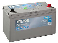 EA954 4 Year Warranty Exide Battery 95AH 800CCA W249TE Type 249