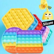 Push It Pop Fidget Pop Spielzeug Toy Bubble Anti Stress Kids TikTok Popit