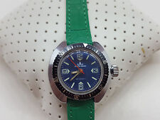 MEISTER ANKER ATIMAGNETIC Wrist Watch LADY Diver 1970s GERMANY