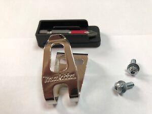 Makita belt hook clip & bit holder + screws 18V 10.8v Impact Drill Driver LXT