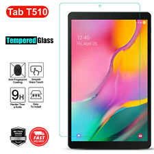 "Tempered Glass Screen Protector For Samsung Galaxy Tablet A 10.1"" T515/T510 2019"
