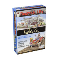 Guts Bustin Games: Redneck Life Expansion: Bustin' A Gut Set, New, Free Shipping