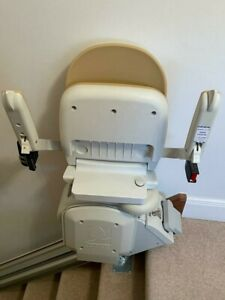 Acorn Superglide 130 - Straight Stairlift LH