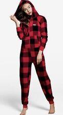 Victorias Secret PINK Thermal One Piece Pajama ~ Size Small
