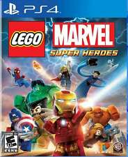 LEGO Marvel Super Heroes PS4 New PlayStation 4, PlayStation 4
