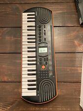Casio Sa-76 Portable Mini Keyboard Piano Organ Play anywhere