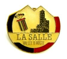 Pin Spilla La Salle, Valle D'Aosta Vallee D'Aoste, cm 2,5 x 2,3